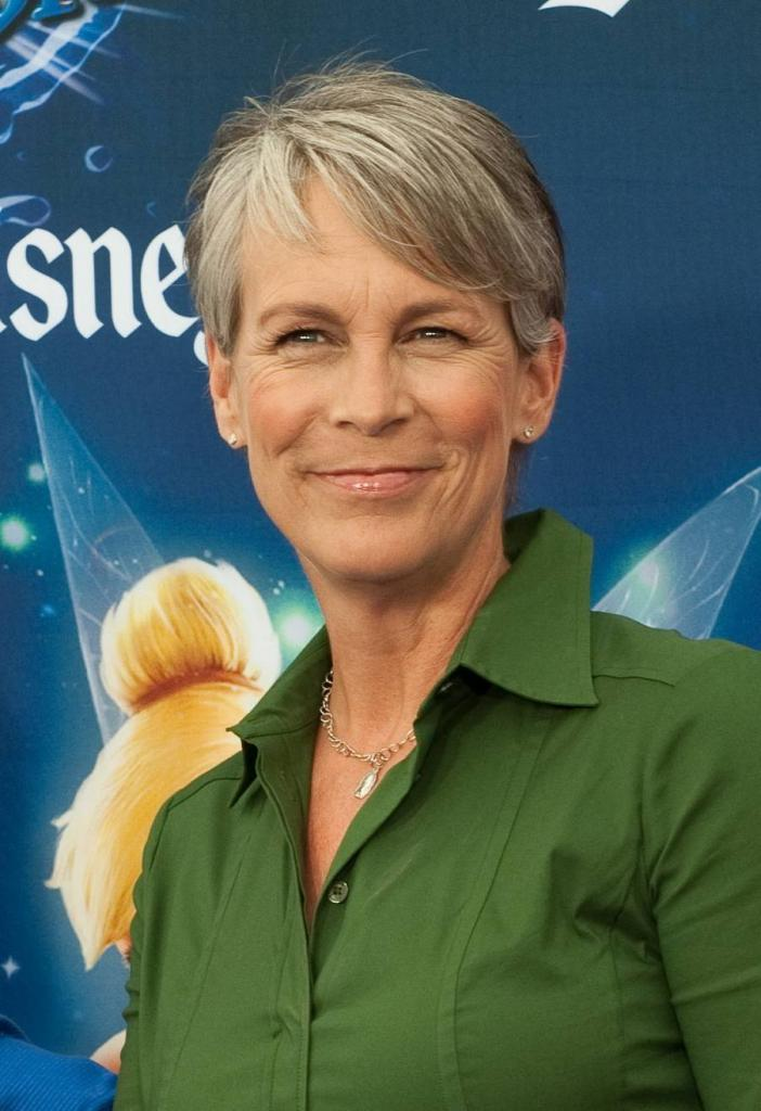 Goes to jamie lee curtis, and why theyd ever think she was a hermaphrodite?