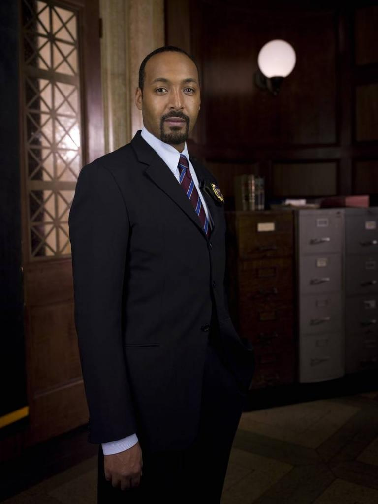 Jesse l martin law and order