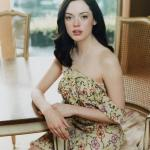 Актриса Роуз Макгоуэн (Rose McGowan)